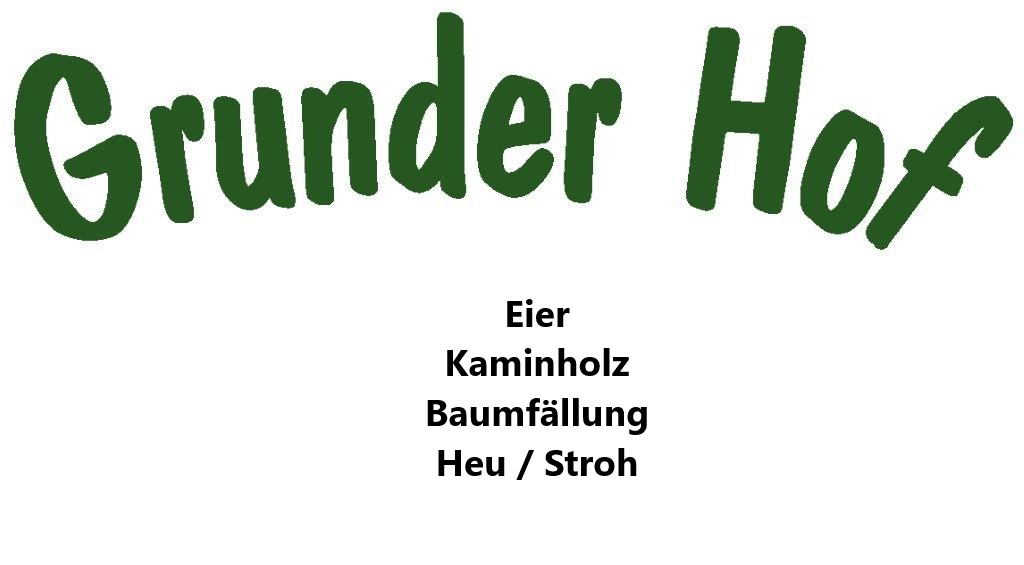 Grunder Hof Logo